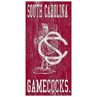 South Carolina Gamecocks Heritage Logo Wall Sign