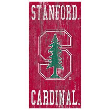 Stanford Cardinal Heritage Logo Wall Sign