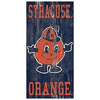Syracuse Orange Heritage Logo Wall Sign