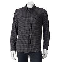 Men's Croft & Barrow® Classic-Fit Stretch Button-Down Shirt