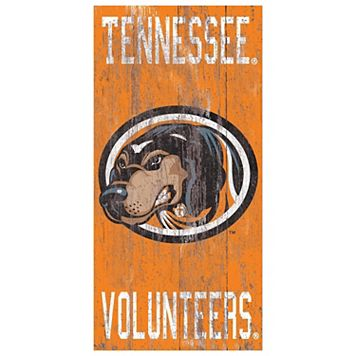 Tennessee Volunteers Heritage Logo Wall Sign