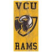 VCU Rams Heritage Logo Wall Sign