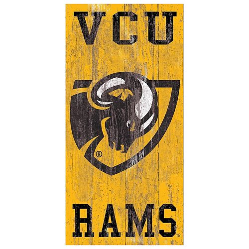 VCU Rams Heritage Logo Wall Sign