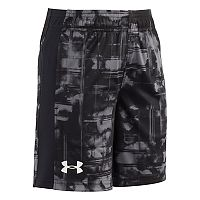 Toddler Boy Under Armour Abstract Shorts