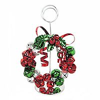 St. Nicholas Square® Jingle Bell Christmas Photo Clip