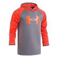Toddler Boy Under Armour Logo Pullover Hoodie