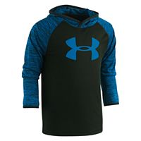 Toddler Boy Under Armour Logo Hoodie