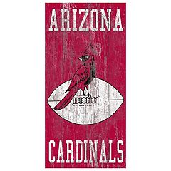 Arizona Cardinals Heritage Logo Wall Sign