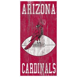 Arizona Cardinals Heritage Logo Wall Sign