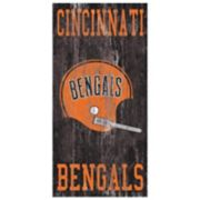 Cincinnati Bengals Heritage Logo Wall Sign