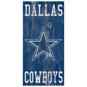 Dallas Cowboys Heritage Logo Wall Sign