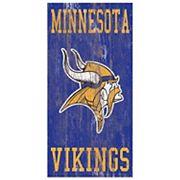 Minnesota Vikings Heritage Logo Wall Sign