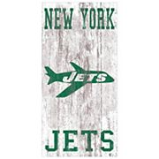 New York Jets Heritage Logo Wall Sign