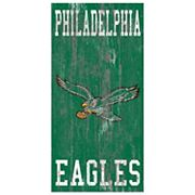 Philadelphia Eagles Heritage Logo Wall Sign