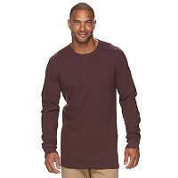 Big & Tall SONOMA Goods for Life™ Supersoft Thermal Crewneck Tee