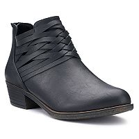 SO® Dotcom Women's Ankle Boots