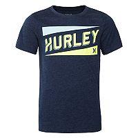 Boys 8-20 Hurley Stadium Lines Tee