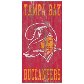 Tampa Bay Buccaneers Heritage Logo Wall Sign