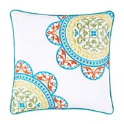 37 West Fiona Throw Pillow