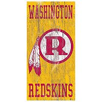 Washington Redskins Heritage Logo Wall Sign