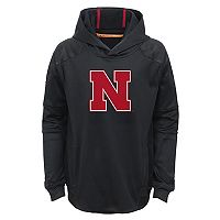 Boys 8-20 Nebraska Cornhuskers Mach Hoodie