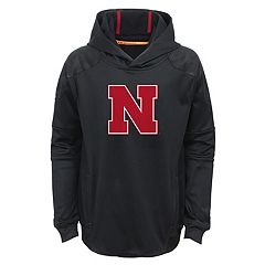 Boys 8-20 Nebraska Cornhuskers Mach Hoodie