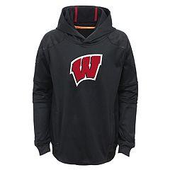 Boys 8-20 Wisconsin Badgers Mach Hoodie