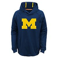 Boys 8-20 Michigan Wolverines Mach Hoodie