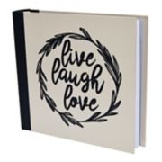 "New View ""Live Laugh Love"" Photo Album"