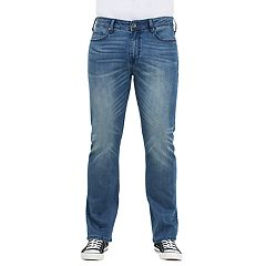 Men's Seven7 Angel Slim-Fit Bootcut Jeans