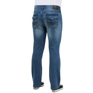 Men's Seven7 Angel Slim-Fit Bootcut Jeans