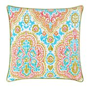 37 West Juniper Bright Throw Pillow
