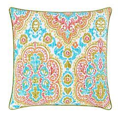 37 West Juniper Bright Throw Pillow