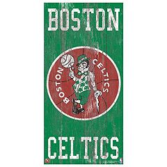 Boston Celtics Heritage Logo Wall Sign