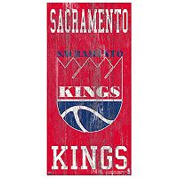 Sacramento Kings Heritage Logo Wall Sign