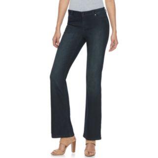 Petite Jennifer Lopez Bootcut Jeans
