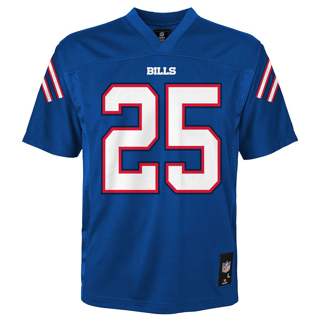 Boys 8-20 Buffalo Bills LeSean McCoy Replica Jersey