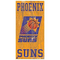 Phoenix Suns Heritage Logo Wall Sign