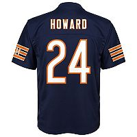 Boys 8-20 Chicago Bears Jordan Howard Replica Jersey