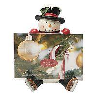 St. Nicholas Square® Sitting Snowman 4