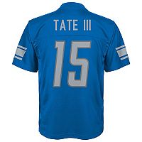 Boys 8-20 Detroit Lions Golden Tate Replica Jersey