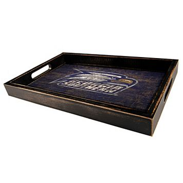 Georgia Southern Eagles Distressed Serving Tray
