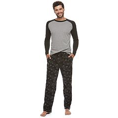 Men's Heat Holders Sleep Set
