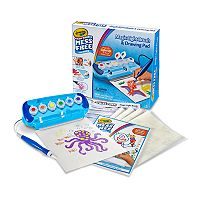 Crayola Color Wonder Magic Light Brush Mess-Free Art Activity Kit