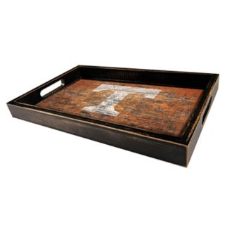 Tennessee Volunteers Distressed Serving Tray