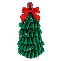 St. Nicholas Square® Christmas Tree Wine Bottle Cover