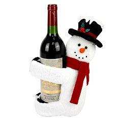 St. Nicholas Square® Snowman Wine Bottle Hugger
