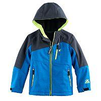 Boys 4-7 ZeroXposur Softshell Midweight Jacket