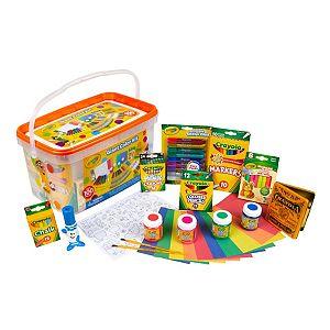 Crayola Jumbo Art Creativity Kit