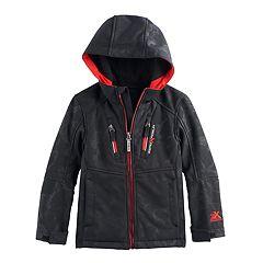 Boys 4-7 ZeroXposur Cadet Softshell Reflective Jacket